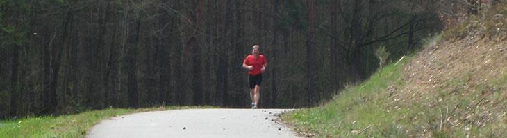 Laufender Jens