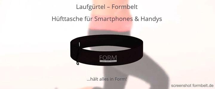 Formbelt
