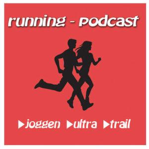 Logo running-podcast