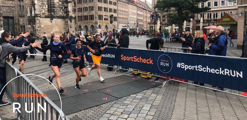 Jens rennt