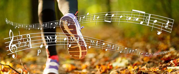 Laufen mit Musik?